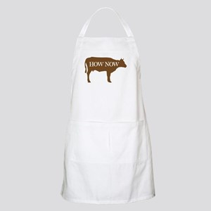 How Now Brown Cow Apron