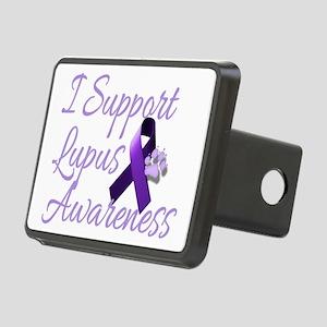 lupus2 Rectangular Hitch Cover