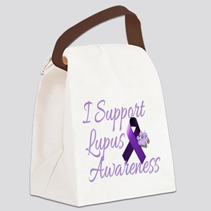 lupus2 Canvas Lunch Bag