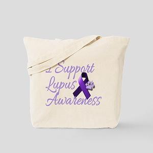 lupus2 Tote Bag
