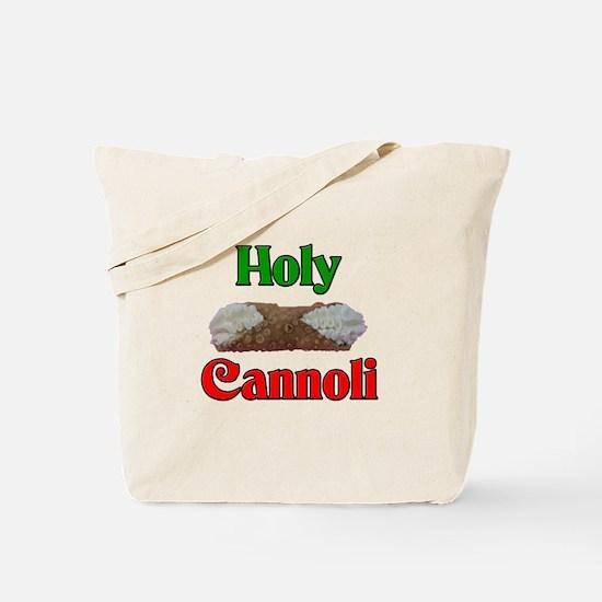 Holy Cannoli Tote Bag