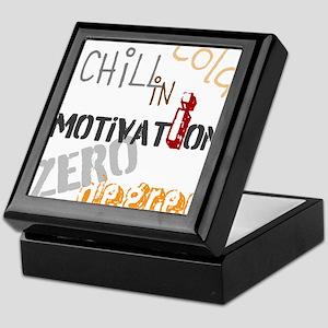 BLO Motivation design Keepsake Box