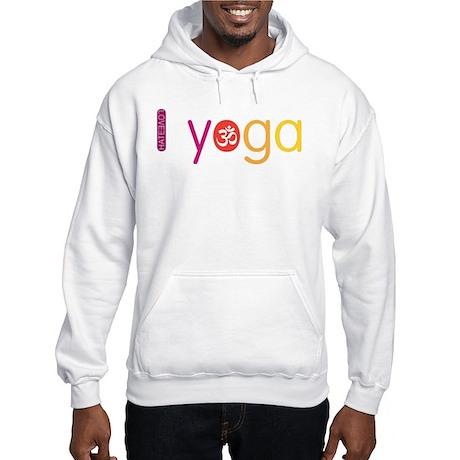 Yoga Town - I YOGA Hooded Sweatshirt