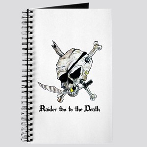 Raider Fan to the Death Journal
