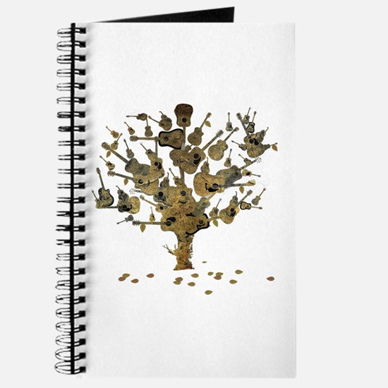 Guitar Tree Journal