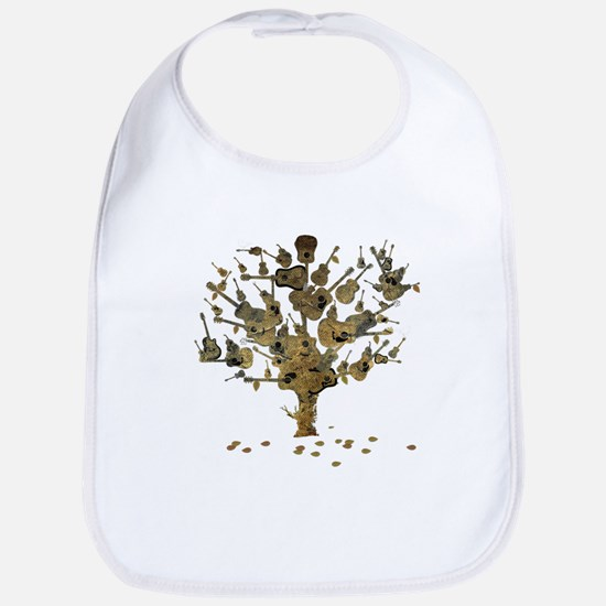 Guitar Tree Bib