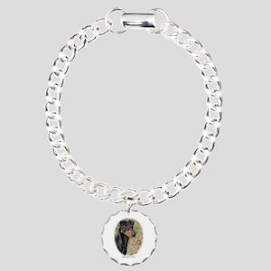Manchester Terrier 9Y207D-061 Charm Bracelet, One