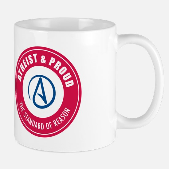 Atheist Proud Mug
