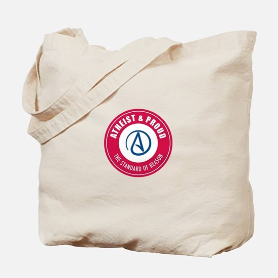 Atheist Proud Tote Bag