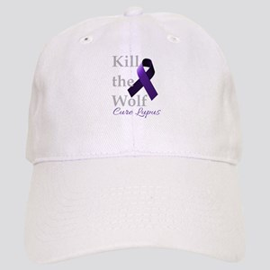 Kill the Wolf ~ Cure Lupus Cap