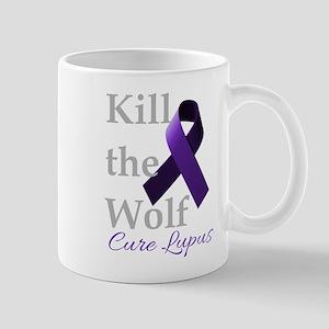 Kill the Wolf ~ Cure Lupus Mug