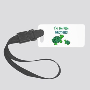 Little Brother Small Luggage Tag