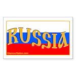 2-Rossia5 Sticker (Rectangle 10 pk)