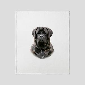 Mastiff 9Y363D-076 Throw Blanket