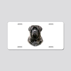 Mastiff 9Y363D-076 Aluminum License Plate