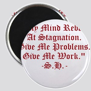 Stagnation Stinks! Magnet