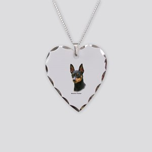 Min Pin 8A083-13 Necklace Heart Charm