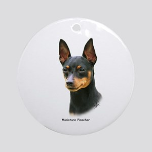 Min Pin 8A083-13 Ornament (Round)