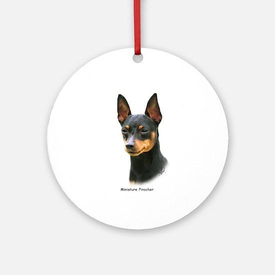 Min Pin 8A083-13 Ornament (Round)
