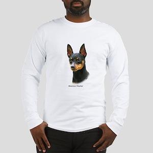 Min Pin 8A083-13 Long Sleeve T-Shirt