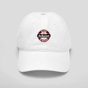 Premium Atheist Logo Cap