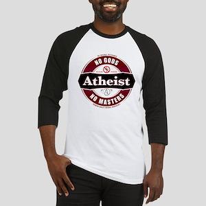 Premium Atheist Logo Baseball Jersey