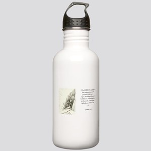 Exodus 34:6 Stainless Water Bottle 1.0L