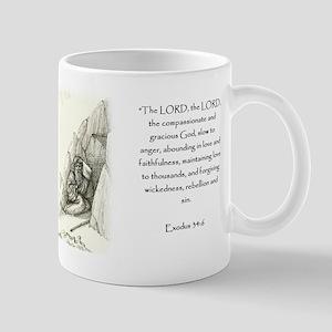 Exodus 34:6 Mug