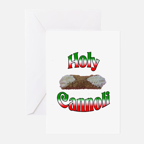 Holy Cannoli Greeting Cards (Pk of 10)
