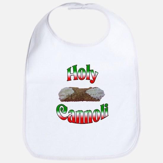 Holy Cannoli Bib
