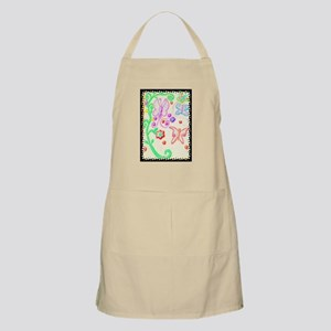 Colorful Butterfly Mirage Apron
