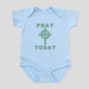 Pray Today Infant Bodysuit