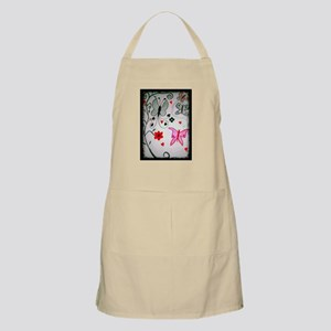 Red and Black Butterfly Mirage Apron