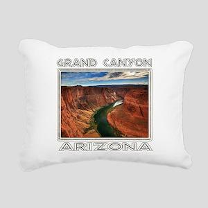 Grand Canyon, Arizona Rectangular Canvas Pillow