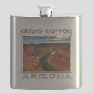 Grand Canyon, Arizona Flask