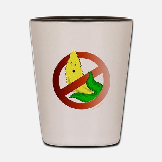 Anti-corn Shot Glass