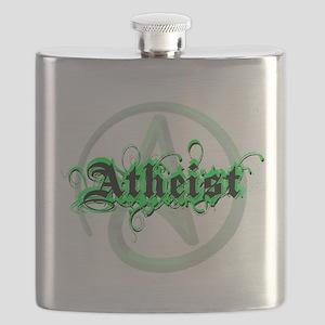 Atheist Green Flask