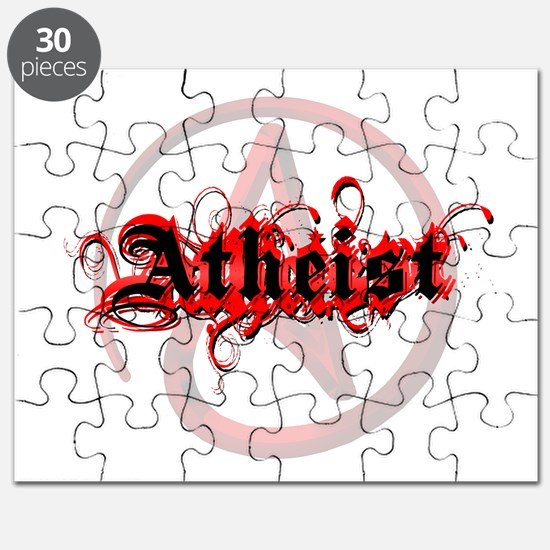 Atheist Red Puzzle
