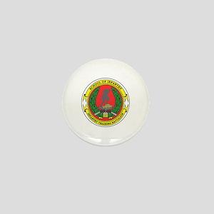 USMC School of Infantry Mini Button