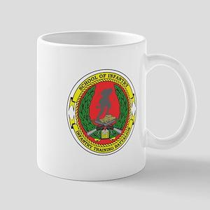 USMC School of Infantry Mug