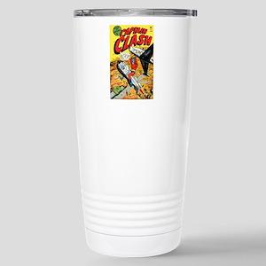 Captain Clash #1 Stainless Steel Travel Mug