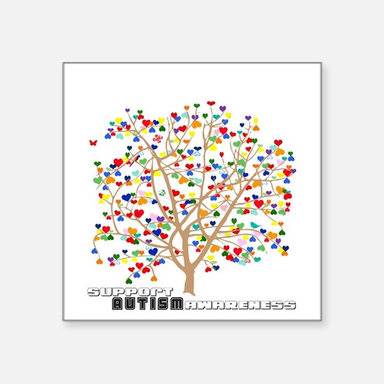 Tree of Autism Sticker