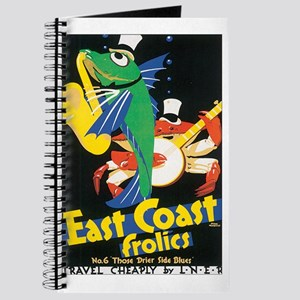 1933 East Coast Frolics Journal