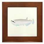 Biara (from Audreys Amazon River) Framed Tile
