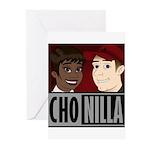 Chonilla (Cho Nilla) Greeting Cards (Pk of 10)