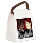 Chonilla (Cho Nilla) Canvas Lunch Bag