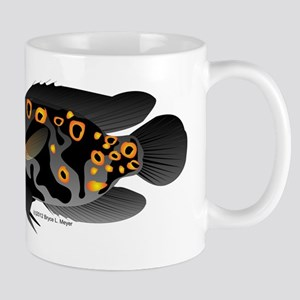 Oscar Ciclid Amazon River Mug