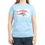 Boto and Tucuxi Amazon River Dolphins Women's Ligh