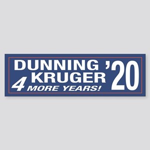 4 More Years! Sticker (Bumper)