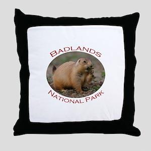Badlands National Park...Prairie Dog Snacking Thro